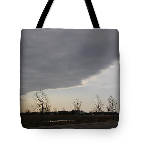 Storm Is Coming Tote Bag