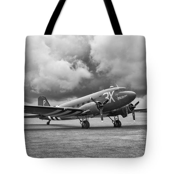 Storm Rider Tote Bag by Jonathan Wintle