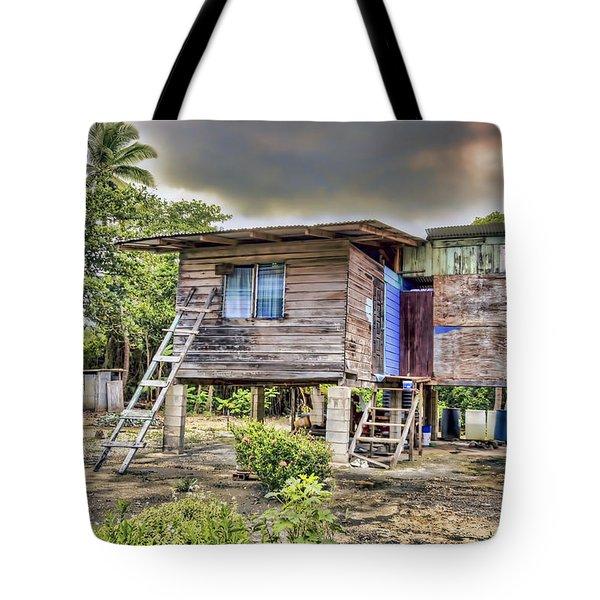 Storm Survivor Tote Bag