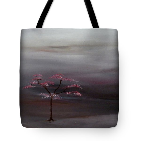 Storm Tree Tote Bag by Robert Marquiss