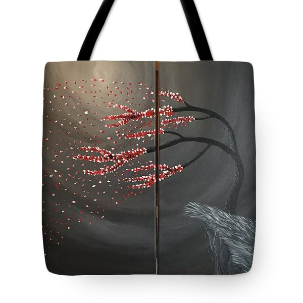 Storm Wind Tote Bag