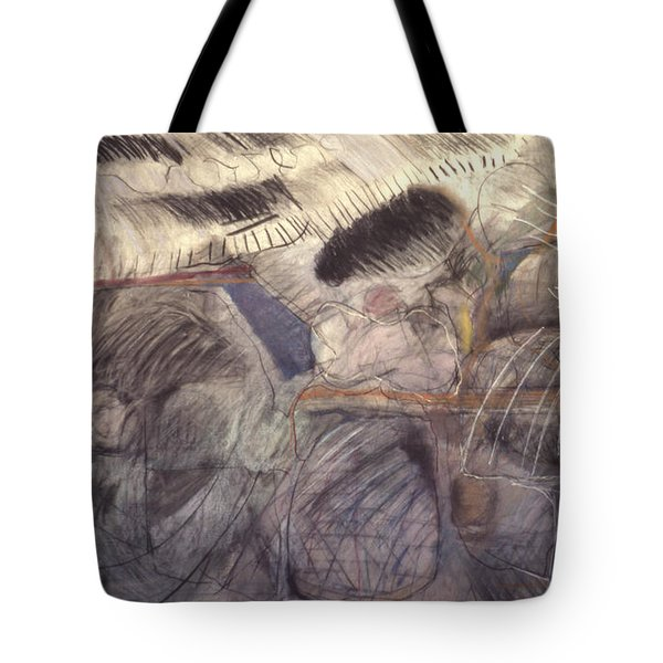 Storms Tote Bag