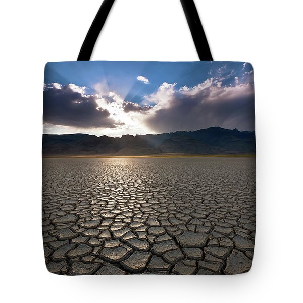 Stormy Alvord Tote Bag