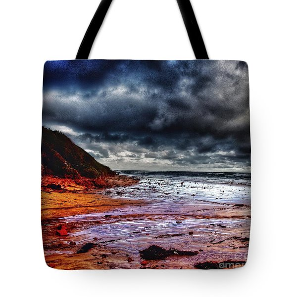 Stormy Day Tote Bag by Blair Stuart