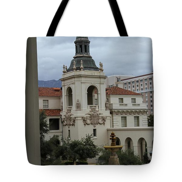Tote Bag featuring the photograph Stormy Day by Robert Hebert