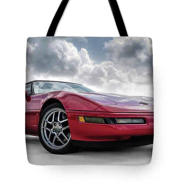 Stormy Forecast Tote Bag