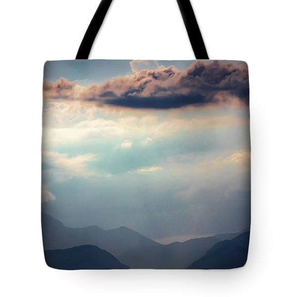 Stormy Front Tote Bag
