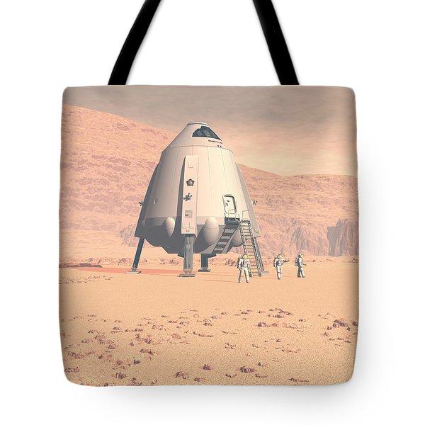 Stormy Skies Tote Bag by David Robinson