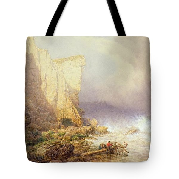 Stormy Weather Tote Bag by John Mogford