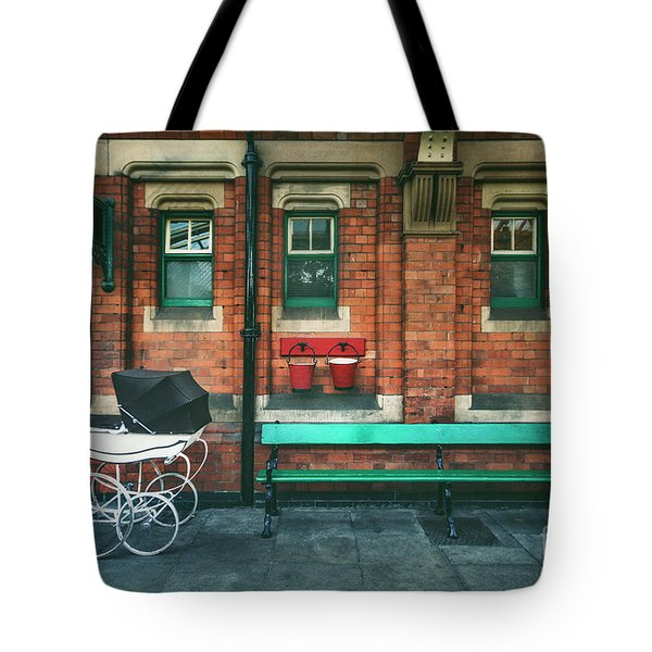 Story Of The Past Tote Bag