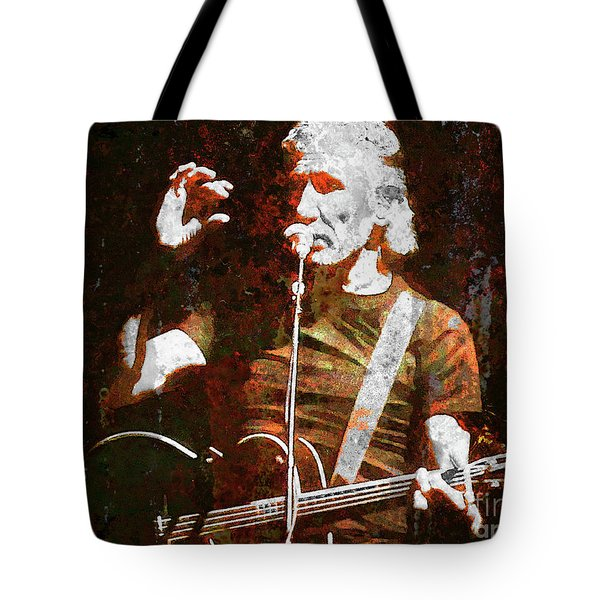 Story Tellin Tote Bag by Robert Ball