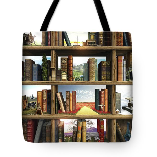 Storyworld Tote Bag