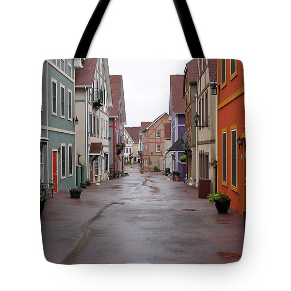 Stoudtburg Village Tote Bag