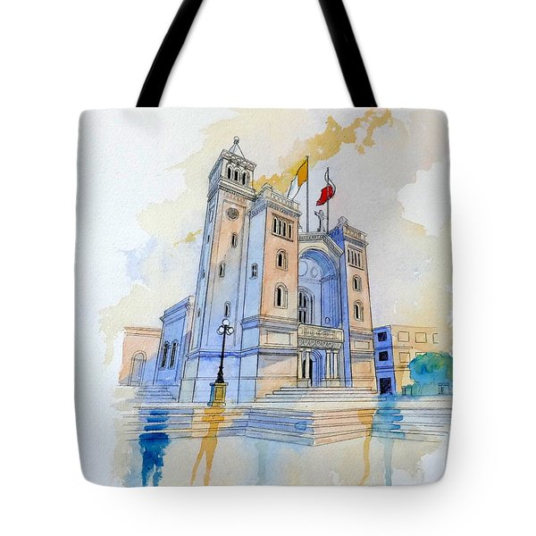 St.peter In Chains II Tote Bag