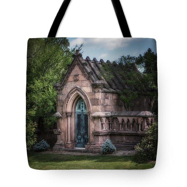 Strader Mausoleum Tote Bag
