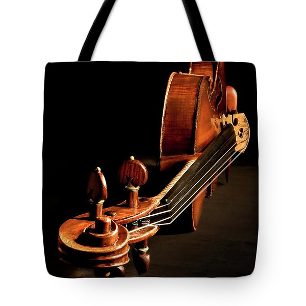 Stradivarius From The Top Tote Bag
