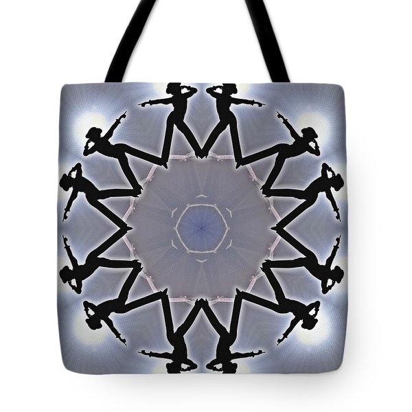 Tote Bag featuring the digital art Straight Shooter by Derek Gedney
