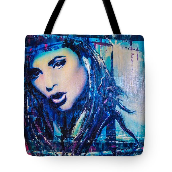 Tote Bag featuring the photograph Straight Up  by Glenn Feron