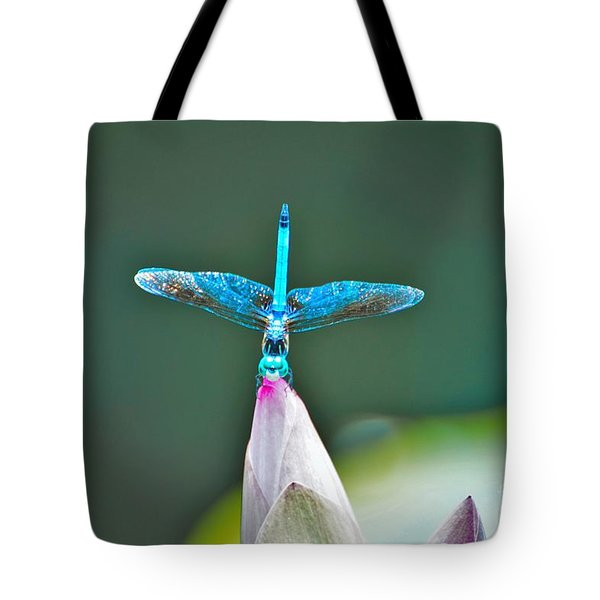 Straight Up Tote Bag