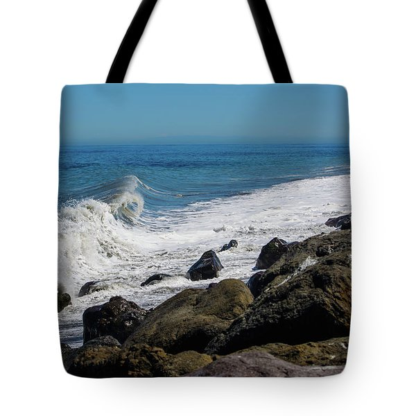 Tote Bag featuring the photograph Strait Of Juan De Fuca by Tikvah's Hope
