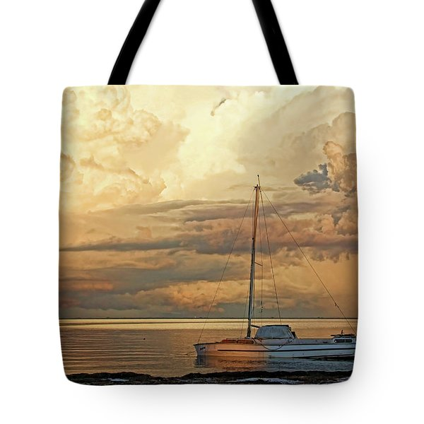 Stranded Tote Bag by HH Photography of Florida