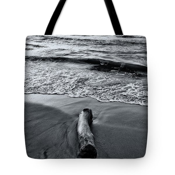 Tote Bag featuring the photograph Stranded by Rico Besserdich