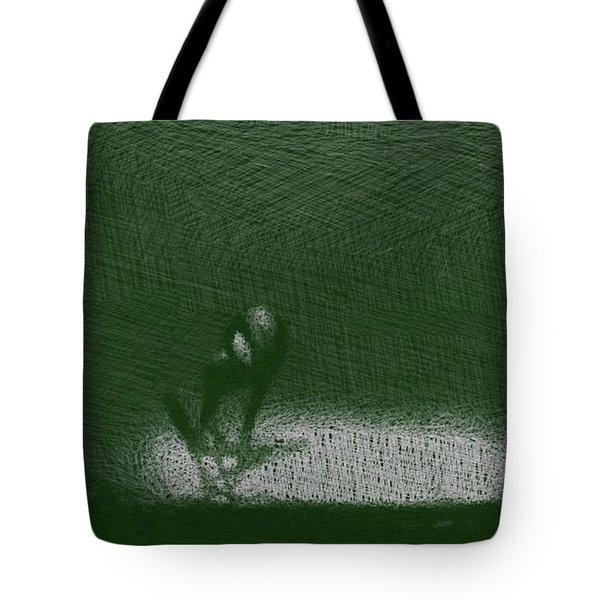 Strange Alien Tote Bag