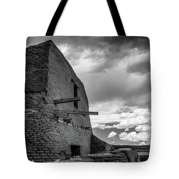Tote Bag featuring the photograph Strange Architecture by James Barber