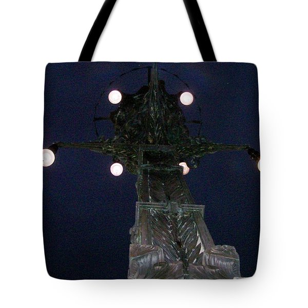 Strange Eyes Tote Bag