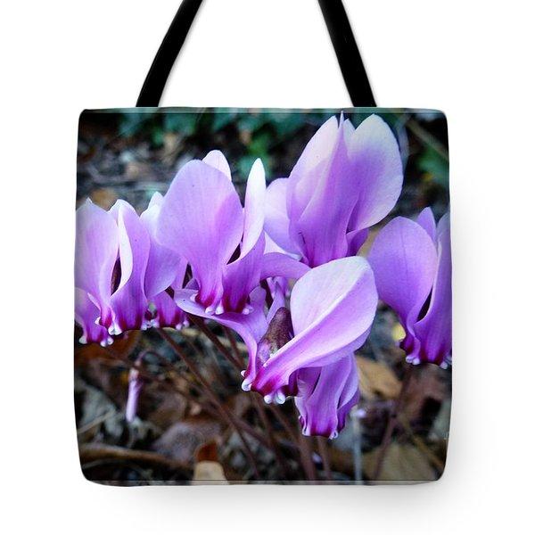 Strange Flower 4 Tote Bag