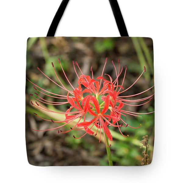 Strange Flower Tote Bag