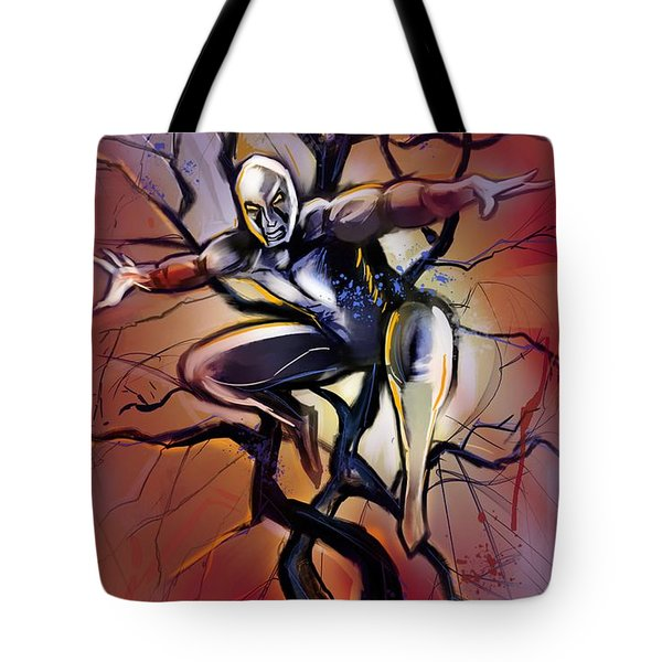Strange Fruit Tote Bag