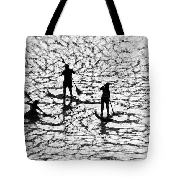 Strange Journey Tote Bag