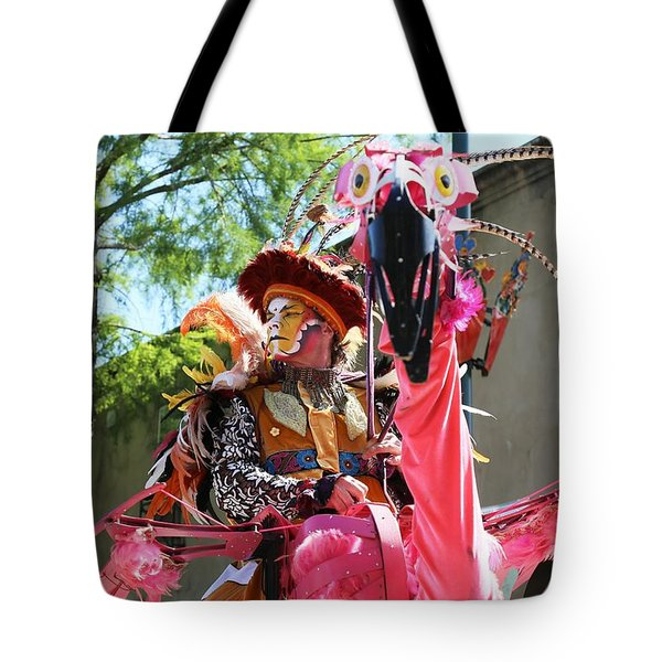 Strange Ride Tote Bag by Rdr Creative