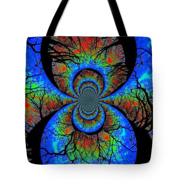 Strange World Tote Bag