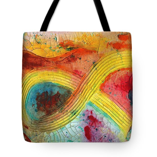 Strangulation Tote Bag