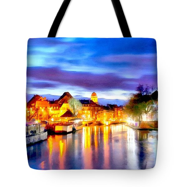 Strasbourg - France Tote Bag by Maciek Froncisz