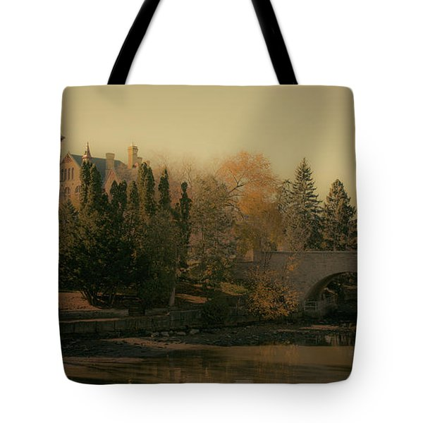 Stratford Courthouse Tote Bag