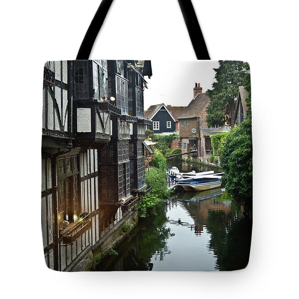 Stratford Upon Avon 7 Tote Bag by Douglas Barnett