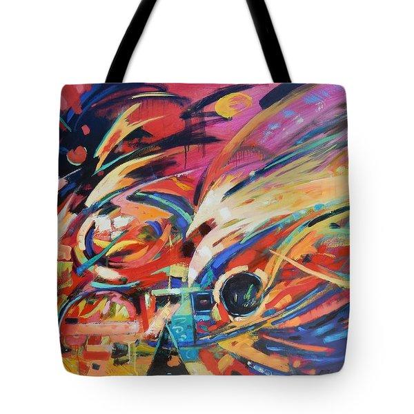 Stravinsky Tote Bag