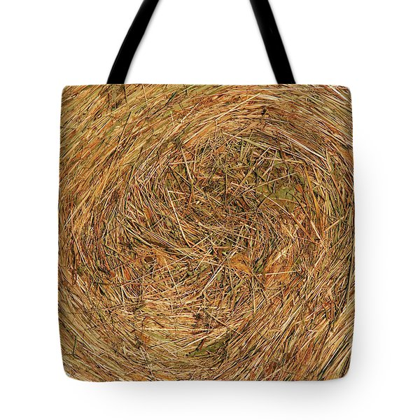 Straw Tote Bag by Michal Boubin