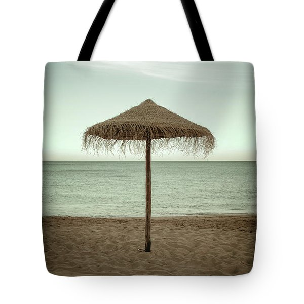 Tote Bag featuring the photograph Straw Shader by Carlos Caetano