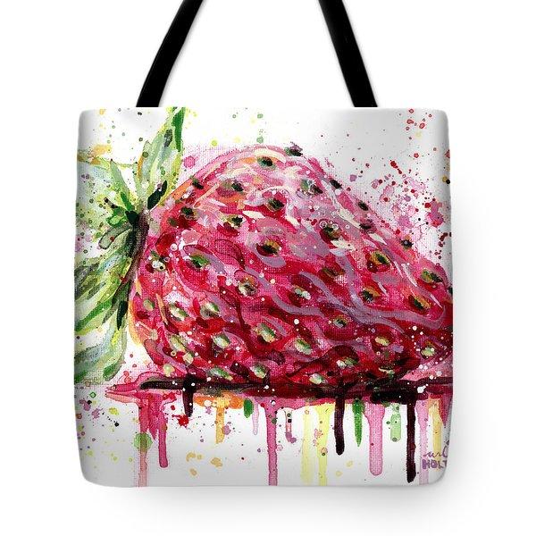 Strawberry 2 Tote Bag