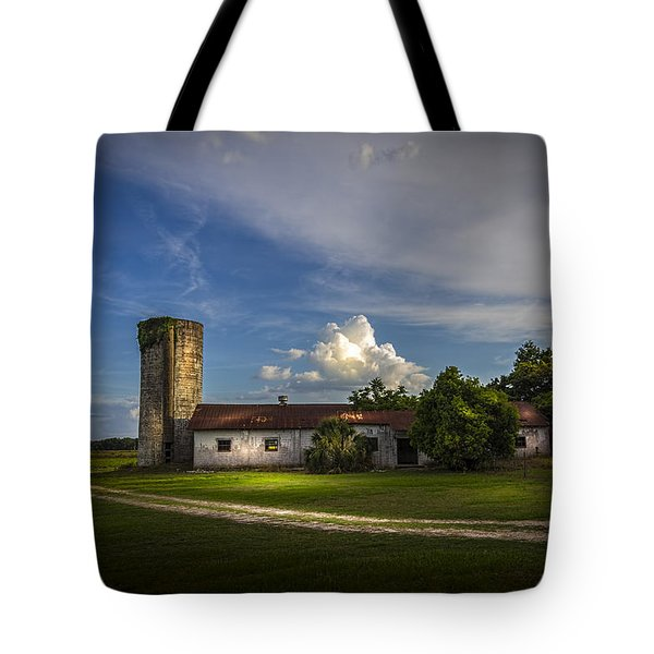 Strawberry County Tote Bag