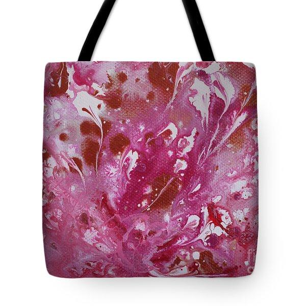Strawberry Cream Tote Bag