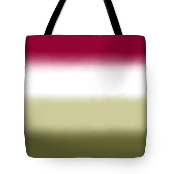 Strawberry - Sq Block Tote Bag