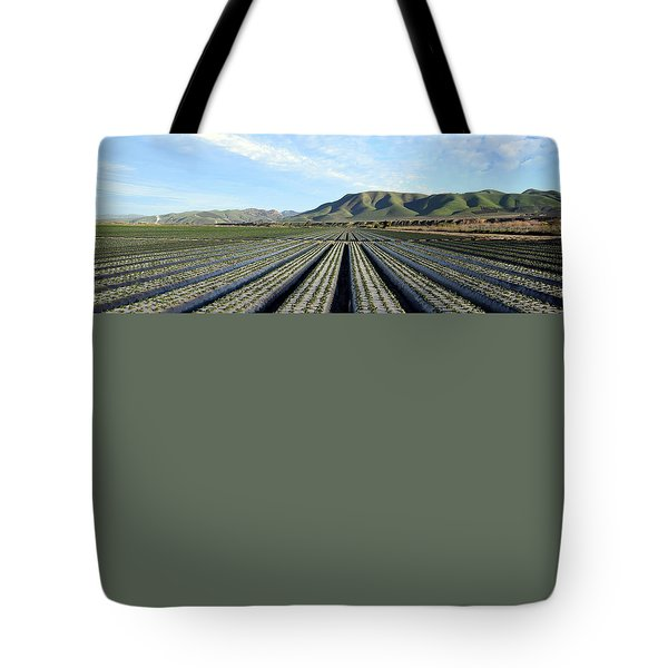 Tote Bag featuring the photograph Strawberry Fields Forever 3 by Floyd Snyder