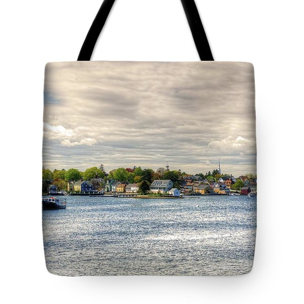 Strawbery Banke Tote Bag