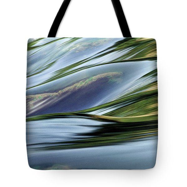 Stream 3 Tote Bag