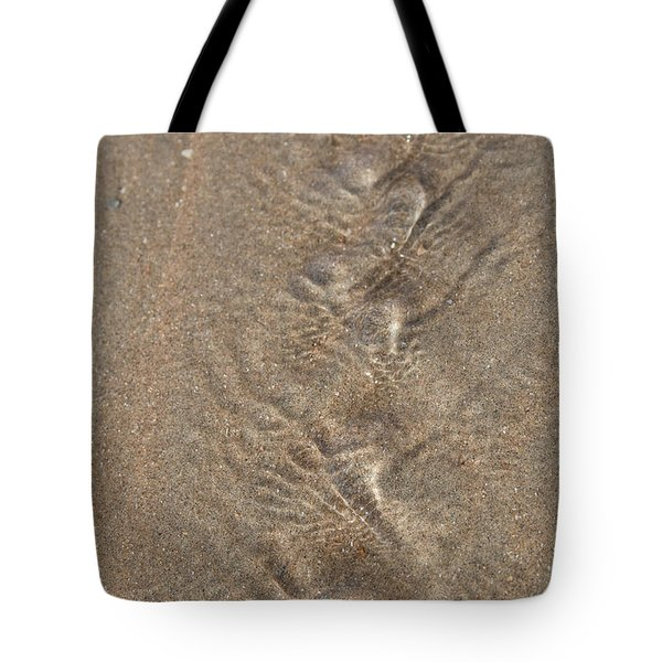 Tote Bag featuring the photograph Stream by Ana Mireles
